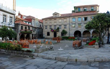 Plaza De La Herreria Pontevedra