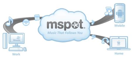 mSpot: accede a tu música desde cualquier sitio, incluido tu móvil Android