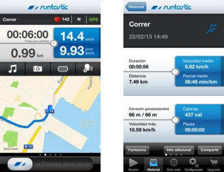 Runtastic GPS