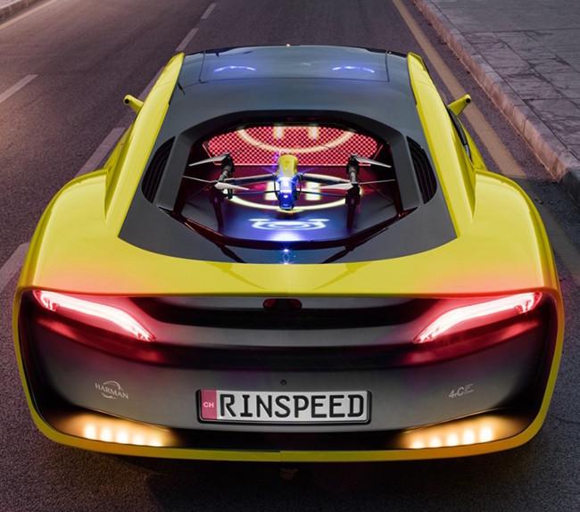 Rinspeed Etos Concept Car