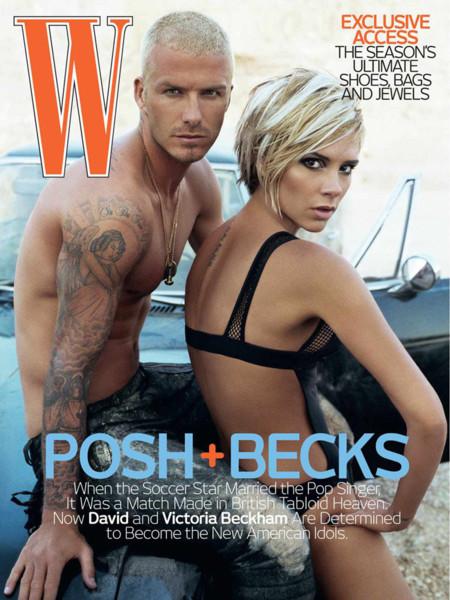 Beckham W portada