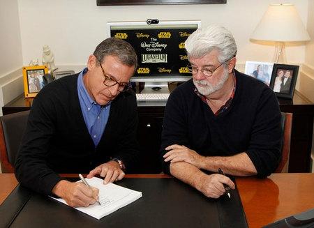 Disney compra Lucasfilm, una buena noticia para los fans de Star Wars