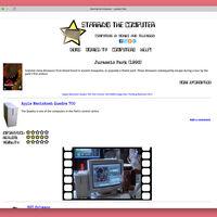 Starring The Computer: esta web analiza cómo de realistas son los usos de los ordenadores que se usan en las películas