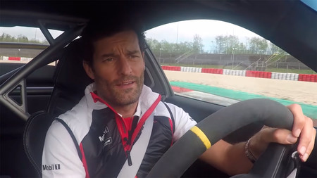 Vídeo: Mark Webber conduce el Porsche 911 GT3 RS 2018 en Nürburgring