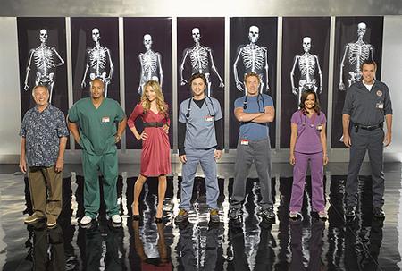 'Scrubs': cambios importantes en la próxima temporada