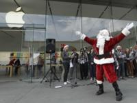 Más de la mitad de los Smartphones activados en esta Navidad fueron iPhones