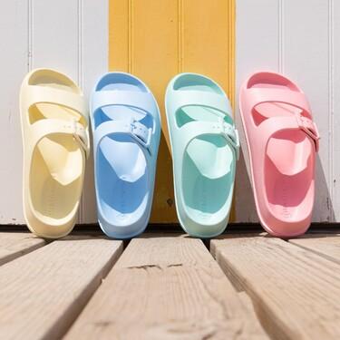 Stradivarius lanza el calzado perfecto para ir a la playa: es cómodo y derrocha estilo