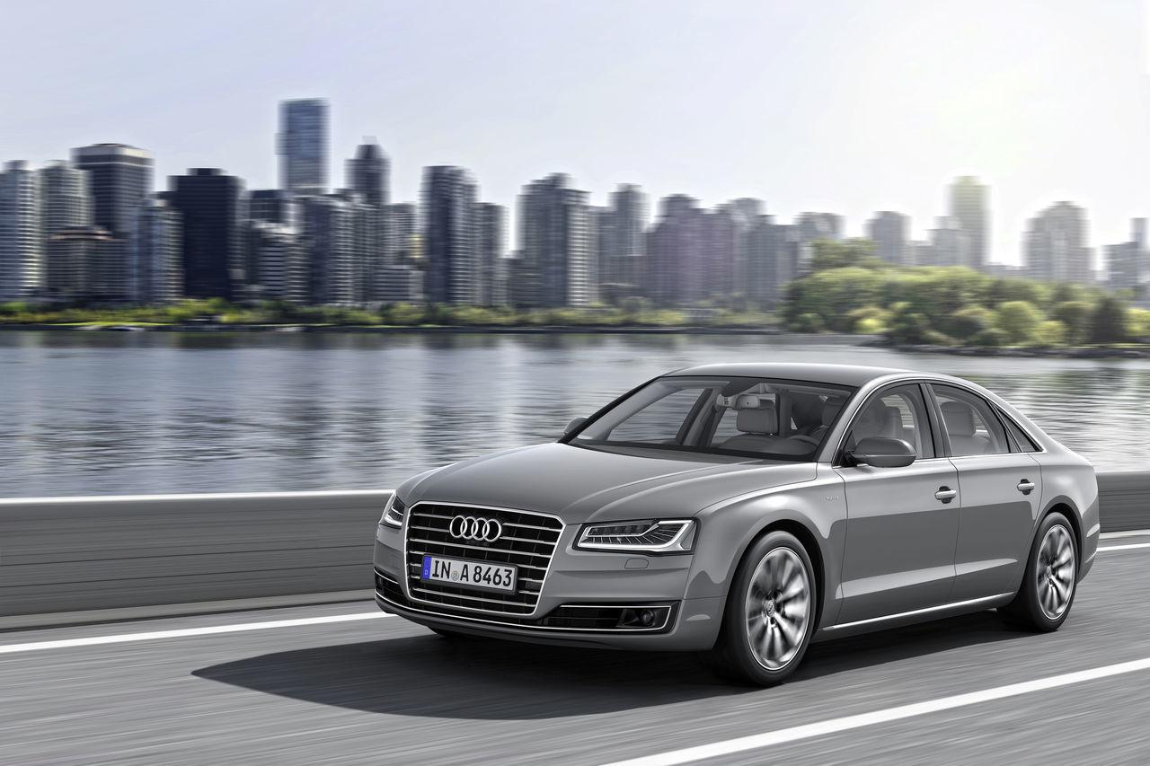 Foto de Audi A8 2013 (40/67)