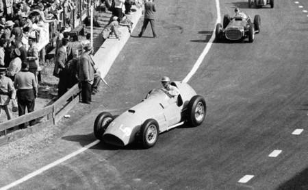 Louis Rosier Écurie Rosier Ferrari