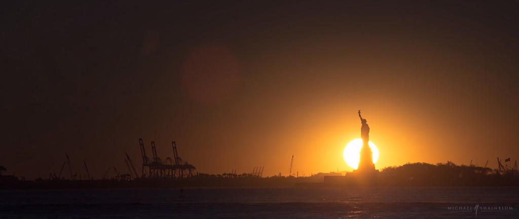 'Liberty - New York City Timelapse 4K', un magnífico viaje visual a través de la ciudad de los rascacielos