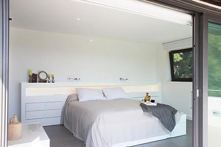 Dormitorio Con Bano Abierto