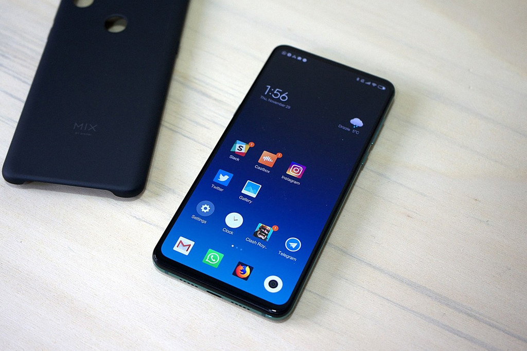 Xiaomi Mi Mix 3 starts to receive MIUI 11 Android 10-stable