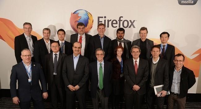 operadores con Firefox OS