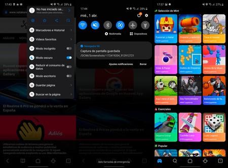 Navegador Xiaomi