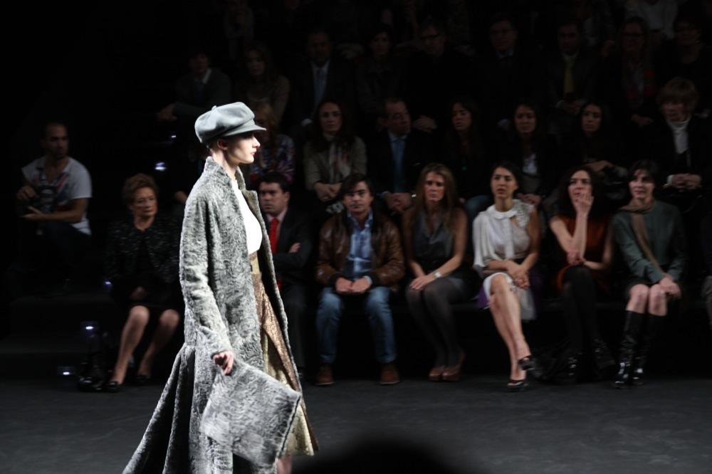 Foto de Jesús del Pozo en la Cibeles Fashion Week Otoño-Invierno 2011/2012 (2/71)