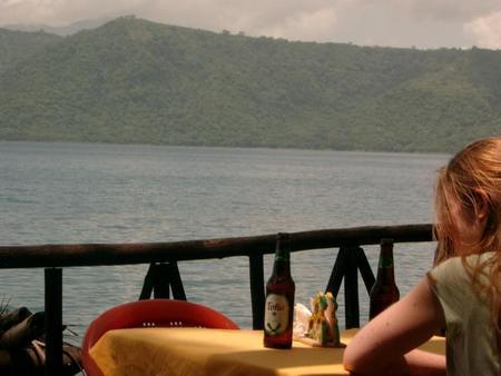 La Laguna de Apoyo, una excursión ideal desde Granada, Nicaragua