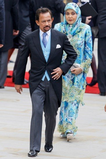 Boda del príncipe Guillermo y Kate Middleton: mismo estilo, distintas corbatas