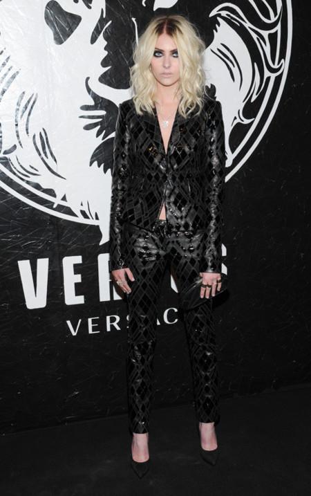 Taylor Momsen Versace fiesta