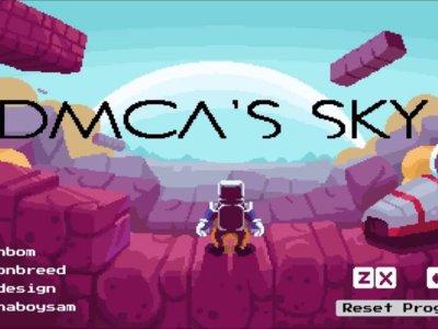 Nintendo tumba No Mario's Sky y los creadores reaccionan y lanzan DMCA's Sky