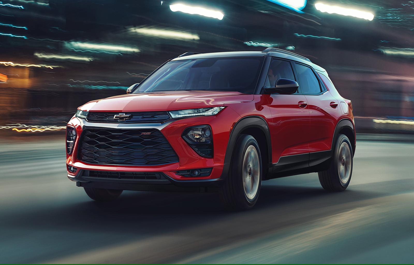 Foto de Chevrolet Trailblazer 2021 (20/26)