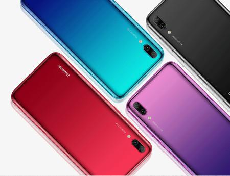Huawei Enjoy 9, el nuevo gama baja chino se olvida de los Kirin y apuesta por el Snapdragon 450