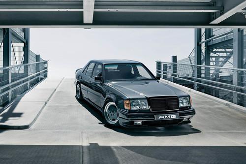 """Mercedes 300 E 5.6 AMG """"Hammer"""" o cuando AMG le dio un martillazo a Mercedes-Benz"""