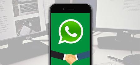WhatsApp Business ya está en pruebas en España: cómo funciona y las diferencias entre perfil normal y de empresa