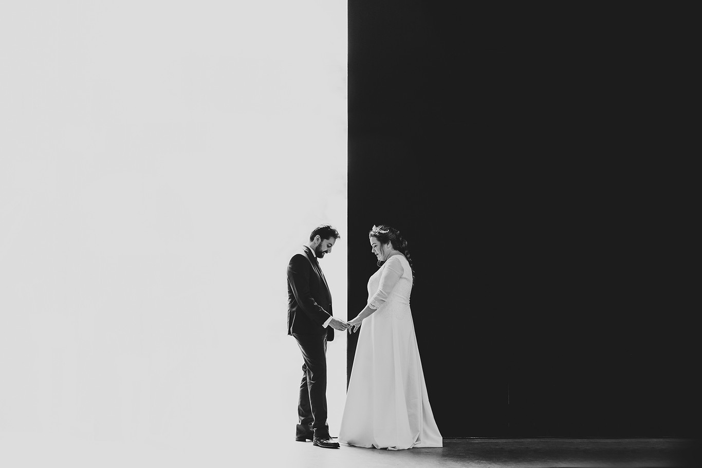 Daniel Alonso: El cine llevado a la unión a través de la fotografía de bodas