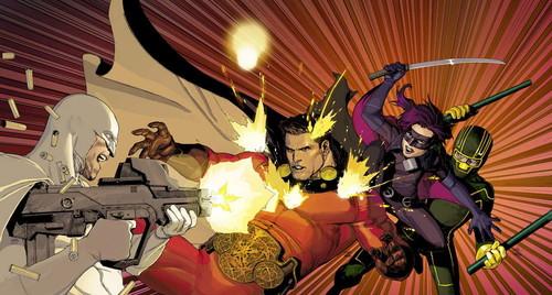 11 cómics para entender por qué Mark Millar es uno de los autores más relevantes del cómic actual