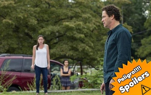 El estallido emocional de 'The Affair' y las posibles trampas de su final