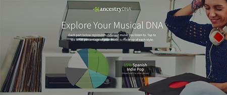 Spotify Y Ancestrydna Te Ofrecen Tu Adn Musical