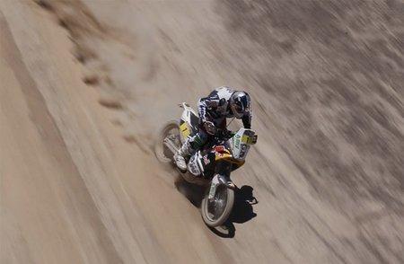 Dakar 2011: San Salvador de Jujuy - Calama, etapa 4