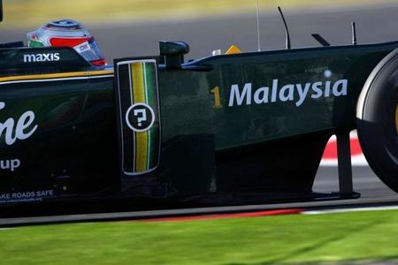 Team Lotus vuelve al amarillo y verde