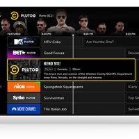 Pluto TV: el servicio de streaming gratuito llegará en marzo a México con canales de MTV, Nick, A&E, Sony, Paramount y TV Azteca