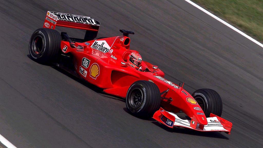 F1 Fansite Com 2001 Hd Wallpaper F1 Gp Hungary 14