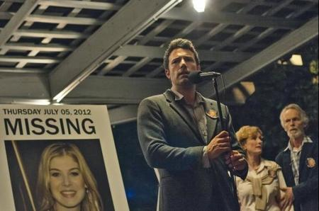 Ben Affleck en Perdida (Gone Girl)