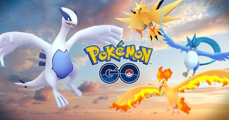 Zapdos y Moltres serán los próximos Pokémon legendarios en aparecer en Pokémon GO