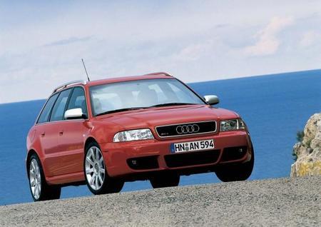 Audi RS4 original