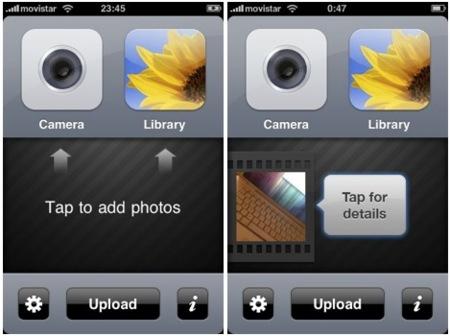 FlickIt, sencilla y eficaz aplicación de Flickr para el iPhone