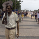 Paseando por Río con Jobim y la garota de Ipanema