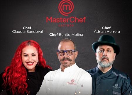 MasterChef Latino nueva temporada: Chefs Herrera, Benito Molina y Claudia como jurados, se transmitirá en Estrella TV y así puedes participar en el cast