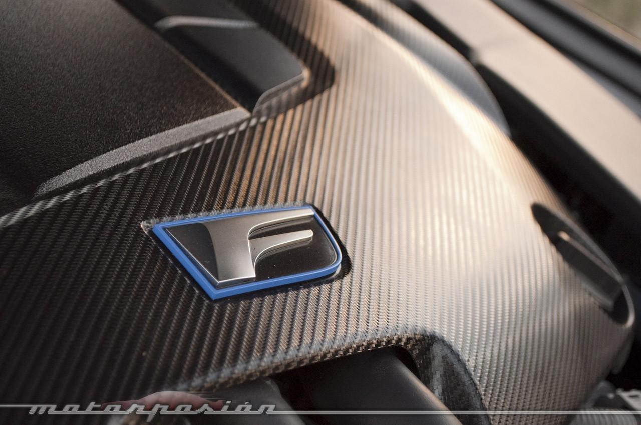 Foto de Lexus IS F (prueba) (23/46)