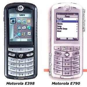 Motorola E790 con iTunes incorporado