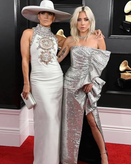 Premios Grammy 2019: los mejores looks de la alfombra roja
