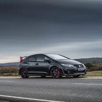 Los últimos 100 Honda Civic Type R fabricados serán todos de la serie Black Edition