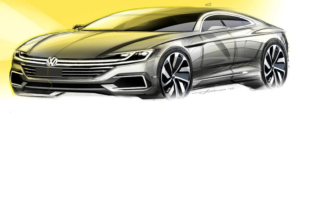 Volkswagen Sport Coup 233 Gte Concept 28 38