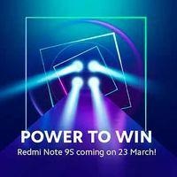 Xiaomi presentará el Redmi Note 9S a nivel mundial el 23 de marzo