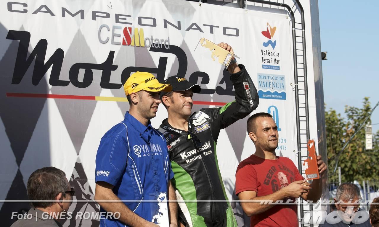 Foto de Albaída despide el Campeonato de España de Supermotard 2011 (55/63)