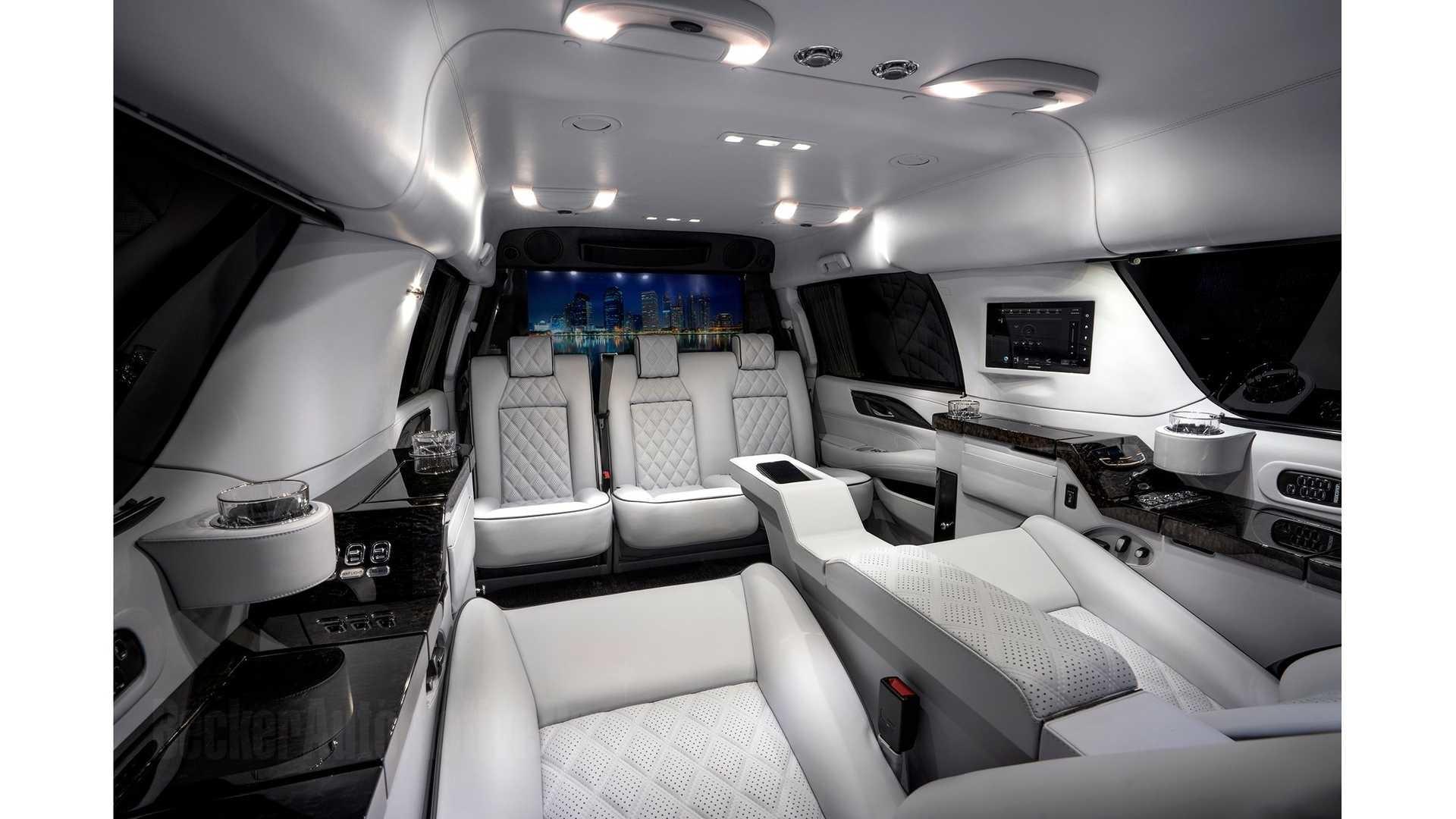 Foto de Cadillac Escalade ESV de Sylvester Stallone (20/23)