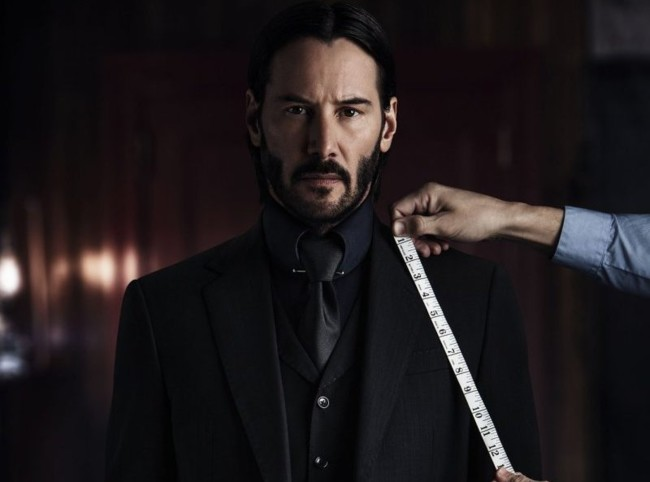 'John Wick 2', el héroe de acción más letal anuncia su vuelta con este teaser póster